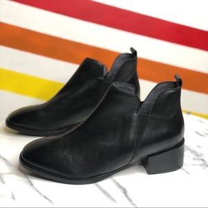 NEW Seychelles leather booties